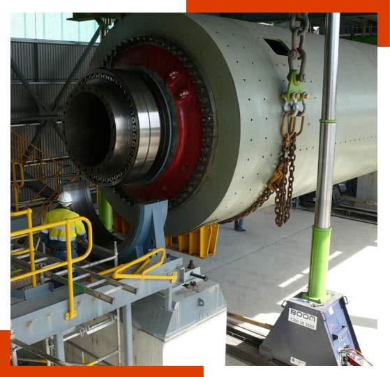 FPM Cement Terminal machine