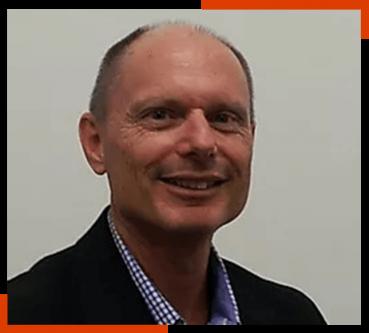 Neil O'Keefe, CFO