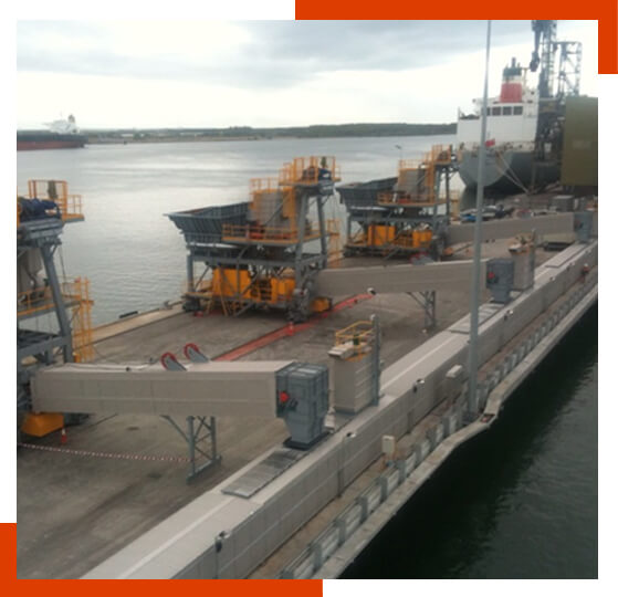 Ship Unloading Systems